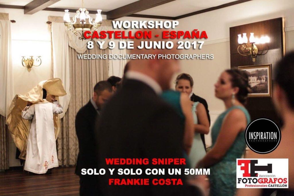 Workshop Frankie Costa España - Castellón